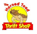 Horned Toad Thrift shop logo
