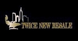 Twice New Auctions logo
