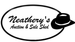Neathery's Auction & sale Shed logo
