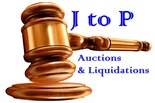 J to P Auctions & Liquidation logo